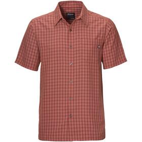 Marmot Eldridge Skjorte Herrer, rød